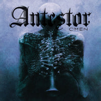 ANTESTOR - OMEN (*Brown/Purple Swirl Vinyl, 180 Gram, Limited Run, 2019, Bombworks) *Only 100 Units
