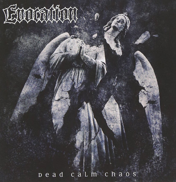 Evocation ‎– Dead Calm Chaos (*NEW-CD, 2012, Metal Blade) Death Metal