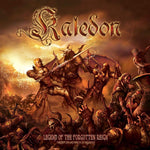Kaledon ‎– Legend Of The Forgotten Reign - Chapter VI: The Last Night On The Battlefield (Pre-owned CD, 2010, Scarlet) Speed/Power Metal