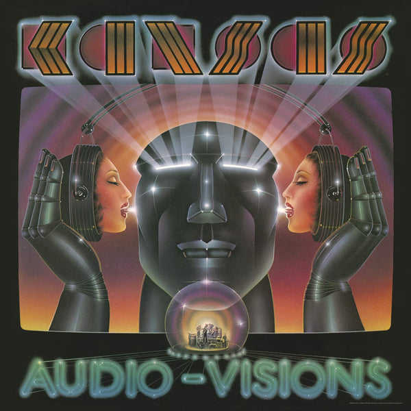 Kansas ‎– Audio Visions (*NEW-CD, 2008, Legacy) Remastered Reissue of classic Kerry Livgren/John Elefante album