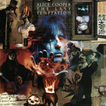 ALICE COOPER - THE LAST TEMPTATION (*NEW-CD. 1994, Epic) Brilliant, brilliant hard rock!