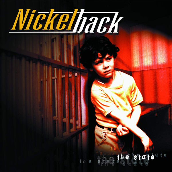 NICKELBACK - THE STATE (Pre-owned CD, 2000, Roadrunner)