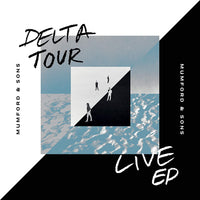 Mumford & Sons ‎– Delta Tour EP (*NEW-VINYL, 2020) with Download Card - Brilliant indie folk rock!
