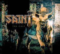 SAINT - THE CALF (*NEW-VINYL, 2020, Armor Records) Elite Classic Heavy METAL!