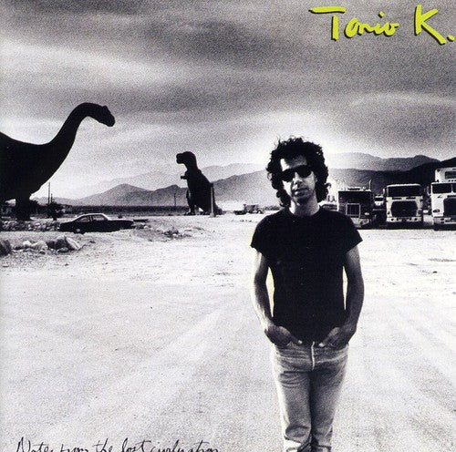Tonio K. ‎– Notes From The Lost Civilization (*NEW-CD, 1996, Gladfly Records) Classic Christian Rock Remastered