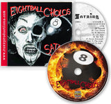 EIGHTBALL CHOLOS - SATAN'S WHORE [*NEW 2-CD Set, Roxx] 2020 REMASTER Punk and Metal with Tracy G of DIO!