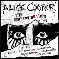 ALICE COOPER - THE BREADCRUMBS EP (*NEW-VINYL. 2019) Classic Alice is back!