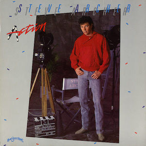 Steve Archer ‎– Action (*Used-Vinyl, 1985, Home Sweet Home) Superb CCM 80s Pop!