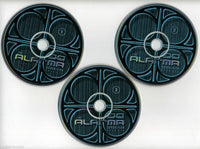 DANIEL AMOS-THE ALARMA CHRONICLES 3 CD BOOK SET*Christian Alt*NEW*Terry Taylor!