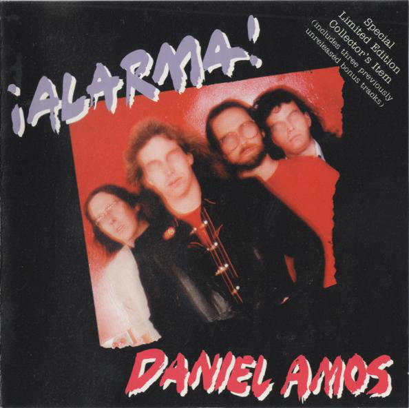 Daniel Amos - !Alarma! (The Alarma Chronicles Vol.1) +3 bonus tracks (*Pre-Owned CD, 1981, Stunt) jewel case