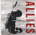 ALLIES - MAN WITH A MISSION (*Used-CD, 1992, Word)