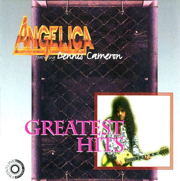 ANGELICA - GREATEST HITS (*NEW-CD, 1993, Intense Records)