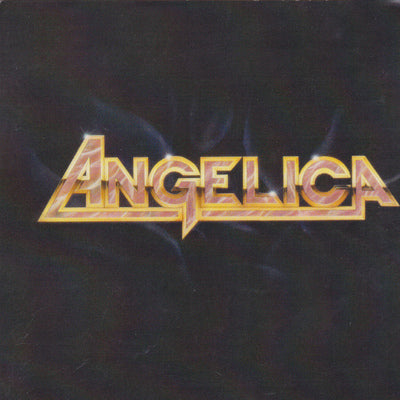ANGELICA - ANGELICA (*Used-CD, 2017, EM Distro) Mexico Import
