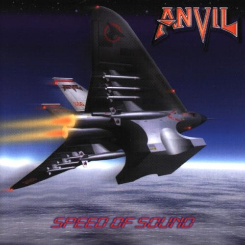ANVIL - SPEED OF SOUND (*Used-CD, 1998, Massacre) classic metal