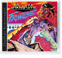 ARMADA - FRONTLINE (Legends Remastered) (*New-CD, 2019, Retroactive Records)