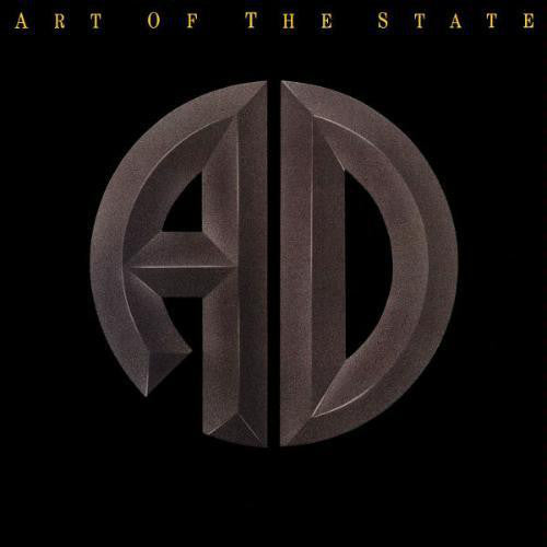 AD ‎– Art Of The State (*Used-Vinyl, 1985, Sparrow) Kerry Livgren/Kansas