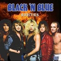 Black 'N Blue ‎– Rarities (Used-CD, 2007, Crash Music) feat Kiss guitarist