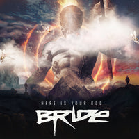 BRIDE - HERE IS YOUR GOD (digiwallet) (*NEW-CD, 2020, Retroactive Records)