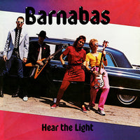 BARNABAS - HEAR THE LIGHT (*NEW-CD, 2017, Retroactive Records)