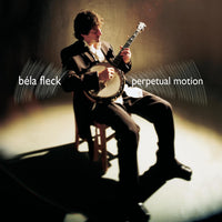 Béla Fleck - Perpetual Motion (*Used-CD, 1998) Banjo extra-ordinaire Classical Selections