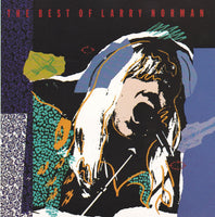 LARRY NORMAN - THE BEST OF LARRY NORMAN (*NEW-CD, 1990, Royal Music) Rare Tracks!