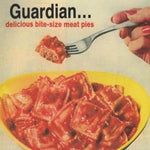 GUARDIAN - DELICIOUS BITE-SIZED MEAT PIES (*NEW-CD, 1996, Bootblack Records)