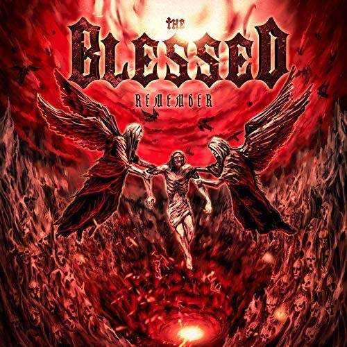 THE BLESSED - REMEMBER (*NEW-CD, 2018, Soundmass) Elite Christian death metal