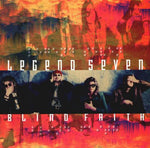 LEGEND SEVEN - BLIND FAITH (*NEW-CD, 1993, Word) Christian pop metal AOR