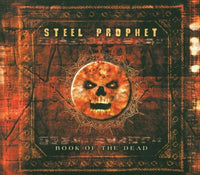 STEEL PROPHET - BOOK OF THE DEAD (*Pre-Owned CD, 2001, Nuclear Blast) Melodic power metal!