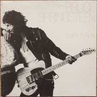 Bruce Springsteen ‎– Born To Run (*Used-Vinyl, 1975, Gatefold, Columbia)