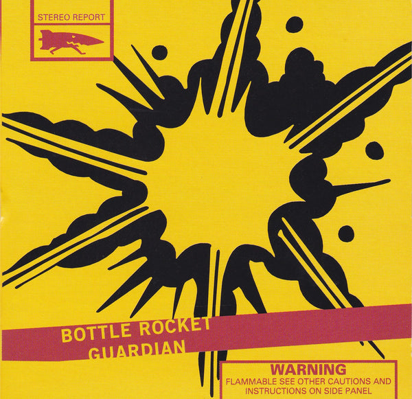 GUARDIAN - BOTTLE ROCKET (*NEW-CD, 1997, Myrrh)