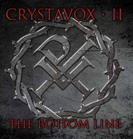 CRYSTAVOX - THE BOTTOM LINE (*NEW-CD, 2018, Roxx Records)