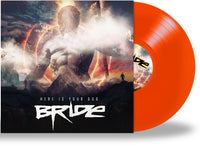 BRIDE - HERE IS YOUR GOD (*NEW-Orange Vinyl, 2021, Retroactive Records) ***PRE-ORDER