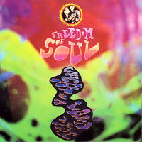 FREEDOM OF SOUL - CAUGHT IN A LAND OF TIME (*Used-CD, 1991, BAI) Elite and Rare East Coast hip-hop