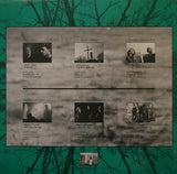 VARIOUS - THE DIMENSIONS OF A COFFIN (*Like New-Vinyl, 1991, Cold Meat Industry) Xian Darkwave Industrial