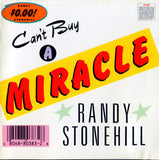 RANDY STONEHILL - CAN'T BUY A MIRACLE (*Used-CD, 1988, Myrrh)