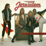 JERUSALEM - CAN'T STOP US NOW (*Used-Vinyl, 1983, Refuge Records)