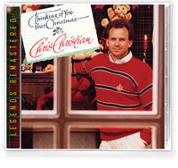 CHRIS CHRISTIAN - THINKING OF YOU THIS CHRISTMAS + 4 Bonus Tracks (Legends Remastered) (CD, 2020, Retroactive)