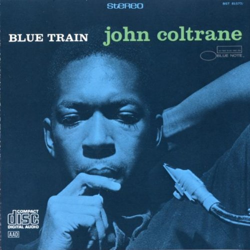 JOHN COLTRANE - BLUE NOTE (*Used-CD, 1957/1985, Blue Note) Jazz GIANT!