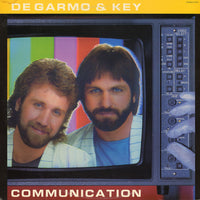 DeGarmo & Key ‎– Communication (*NEW-VINYL, 1984, Power Discs) Factory Sealed