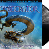CONSECRATOR - IMAGE OF DECEPTION (*VINYL, 2017, Roxx Records)