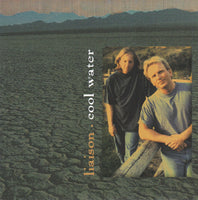 LIAISON - COOL WATER (*Used-CD, 1998, KMG) alternate cover