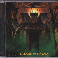 TOURNIQUET - CRAWL TO CHINA (*NEW-CD, 2009, Pathogenic)