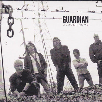 GUARDIAN - ALMOST HOME (*NEW-CD, 2014)