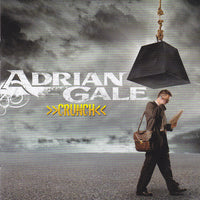 ADRIANGALE - CRUNCH (featuring Jamie Rowe of Guardian!) CD