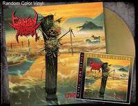CRIMSON THORN - UNEARTHED BUNDLE GOLD DISC CD + 180 GRAM VINYL (2019, Bombworks Records) ***PRE-ORDER