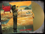CRIMSON THORN - UNEARTHED (*NEW-180 Gram Random Color Vinyl, 2019, Bombworks Records)