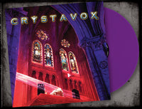 CRYSTAVOX - CRYSTAVOX (*NEW-PURPLE VINYL, 2018, Roxx Records)