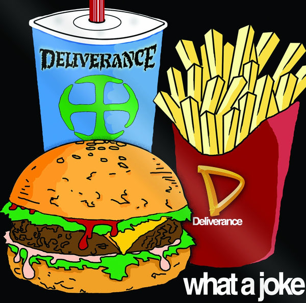DELIVERANCE - WHAT A JOKE (Collector's Edition) CD remastered reissue 2011