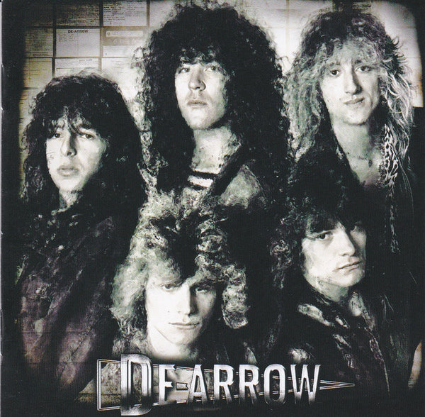 DE-ARROW - DE-ARROW (*NEW-CD. 2018, 20th Century Music) Elite AOR/Hair Metal